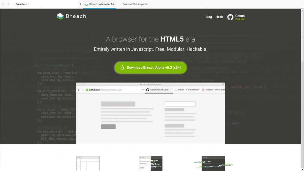 Breach Browser
