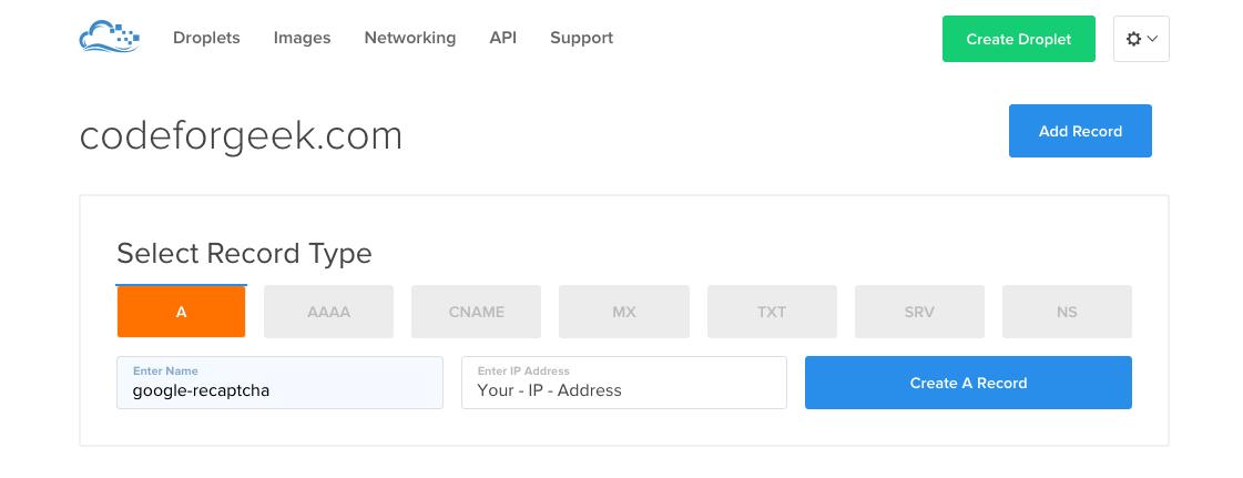 Node.js hosting
