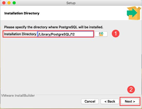 Postgres With Nodejs Install Mac Step 2