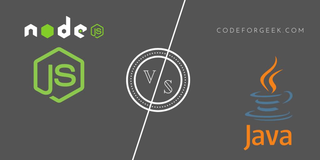 Nodejs Vs Java Featured Image