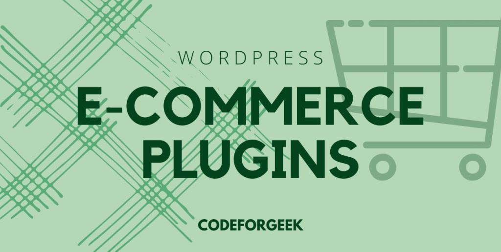 E-Commerce Plugins Featured Image
