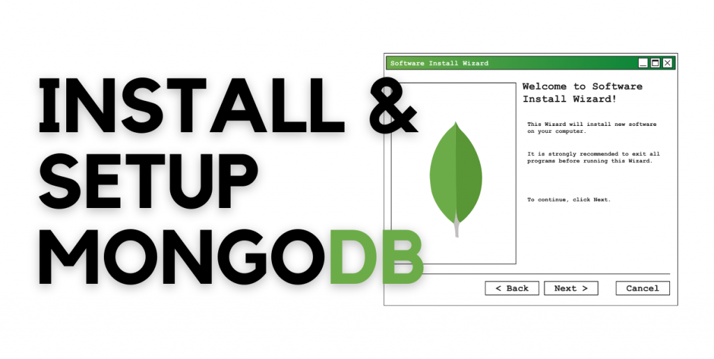 Install And Set up MongoDB On Windows Featured Image