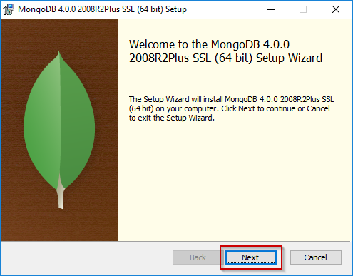 Install And Set up Mongodb On Windows Step 4