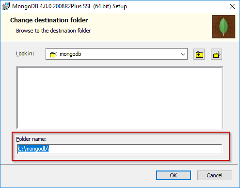 Install And Set up Mongodb On Windows Step 8
