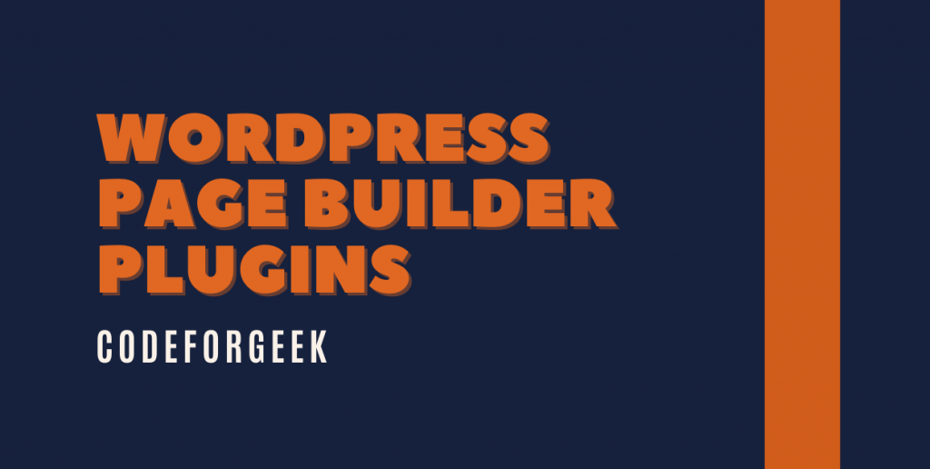 Page Builder Plugins Featured Image