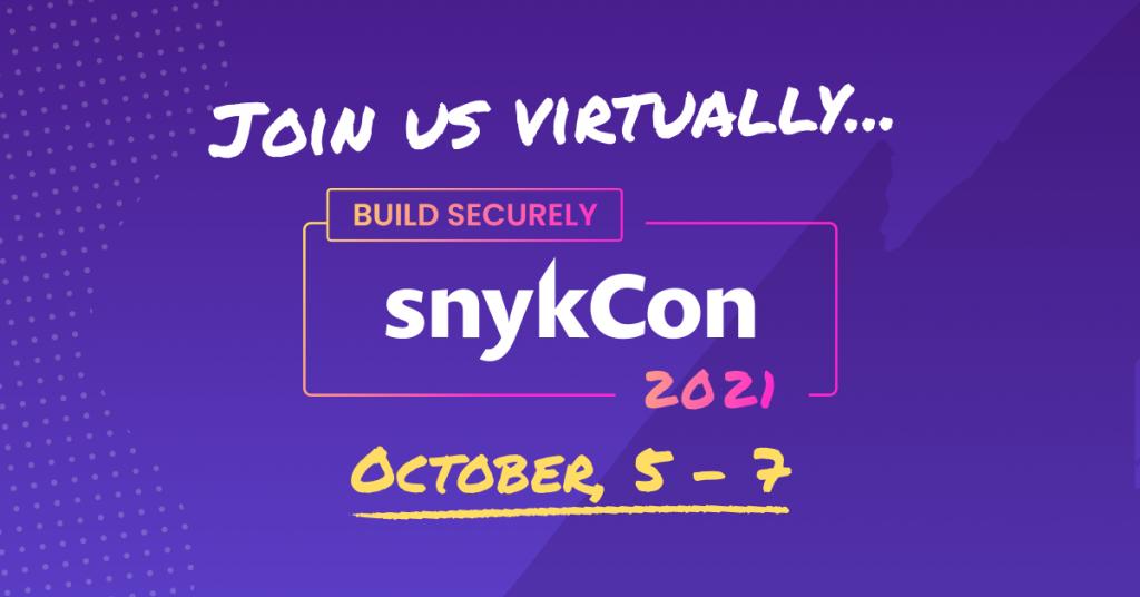 Snykcon Event