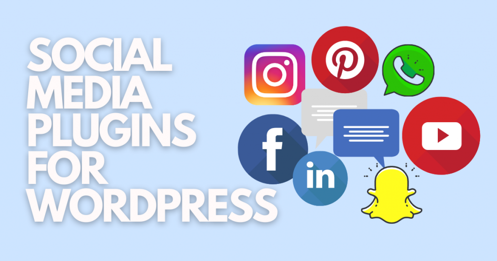 Social Media Plugins Featured Image