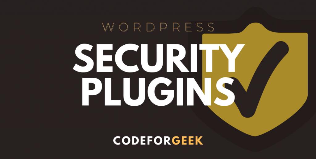 Wordpress Security Plugins Featured Image