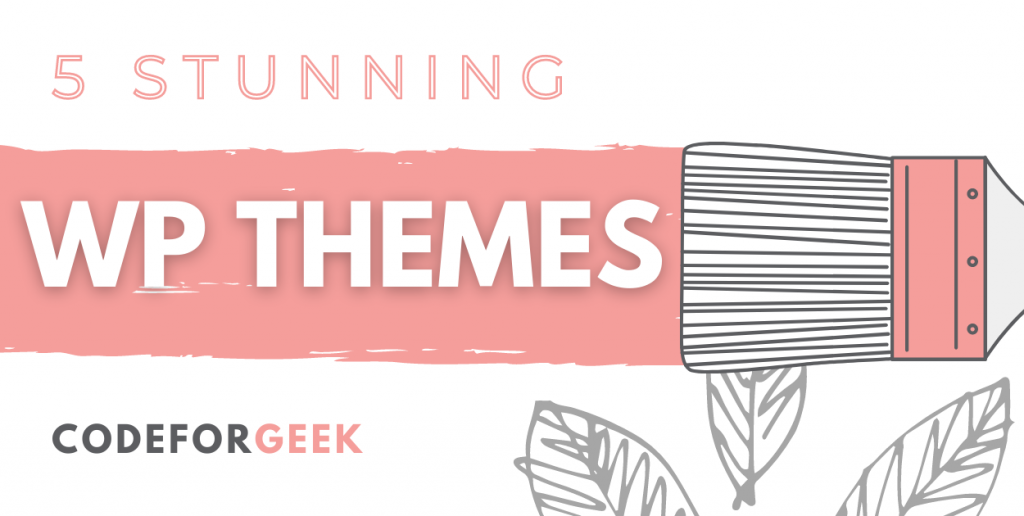 Wordpress Themes For Blogs Featured Image