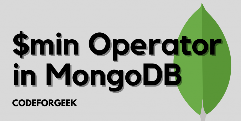 $Min Operator Featured Image