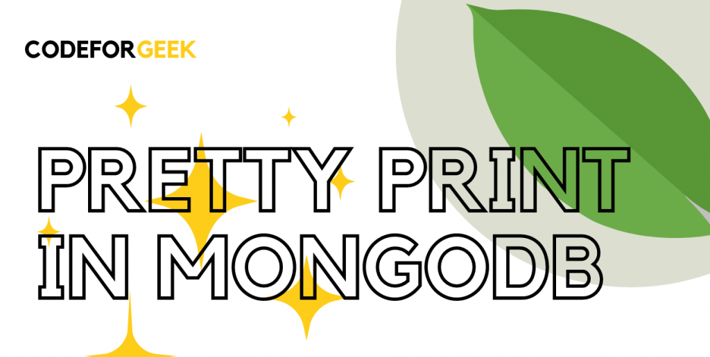 Pretty Print In MongoDB Featured Image