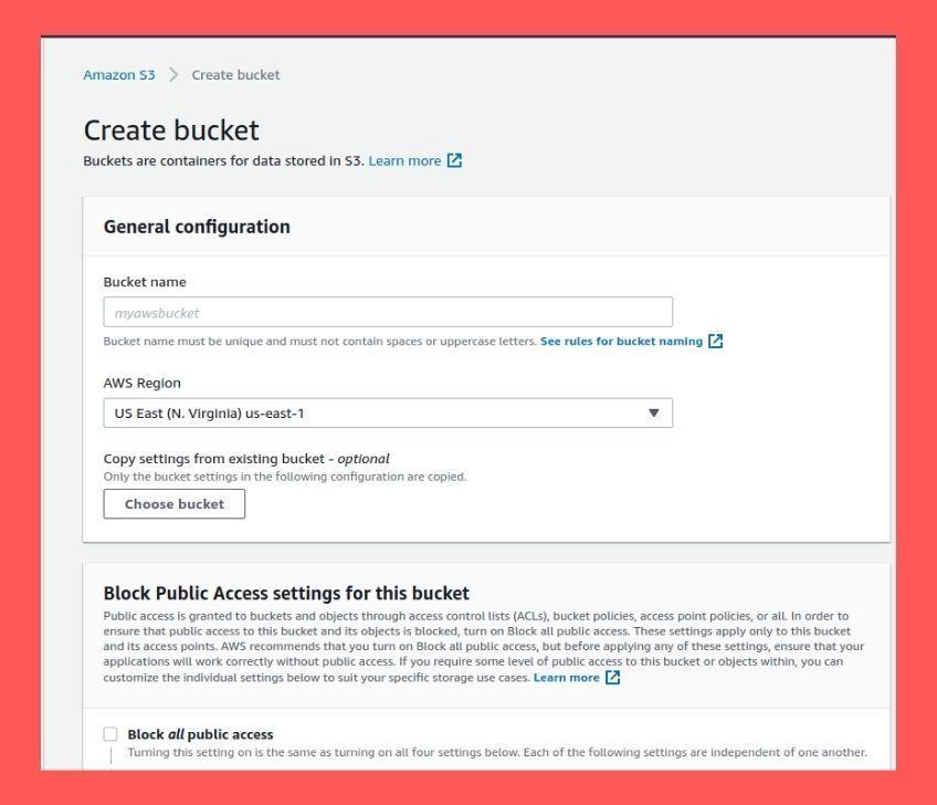 Node.js file upload to Amazon S3 bucket