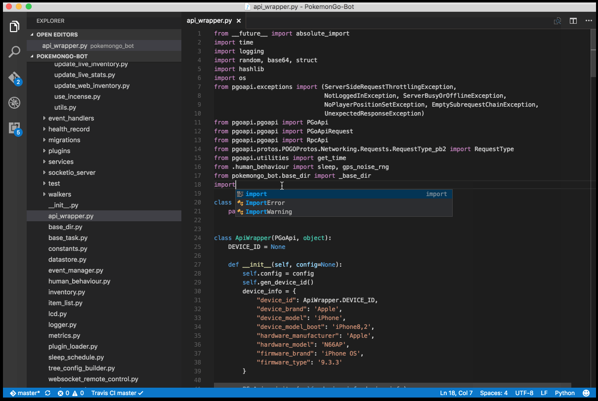 10 Visual Studio Code extensions for Python developers